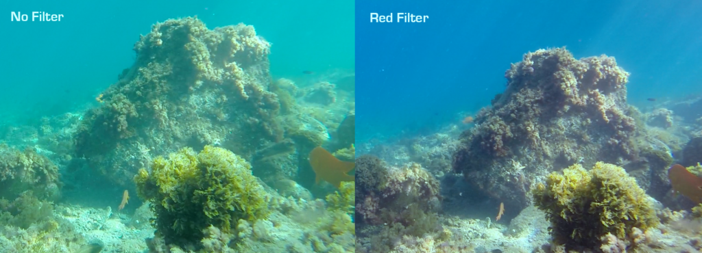 Red Filter for GoPro Super Suit PolarPro